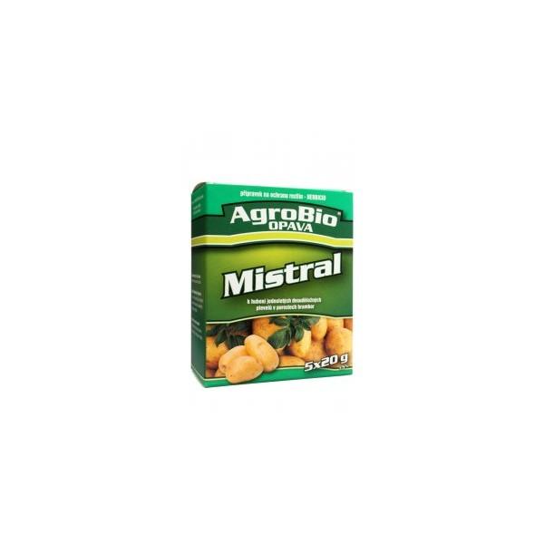 Mistral - proti plevelům v bramborách 2x10g