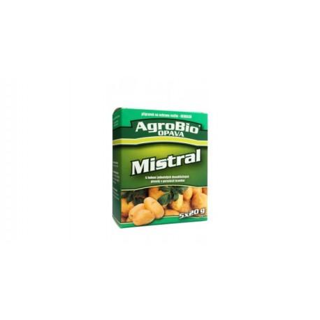 AgroBio Mistral - proti plevelům v bramborách 5x20g