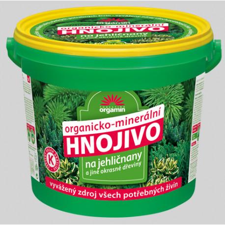 Forestina Hnojivo pro jehličnany a jiné okr.dřeviny 10kg