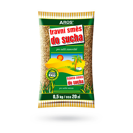 Aros Travní směs do sucha 0,5 kg