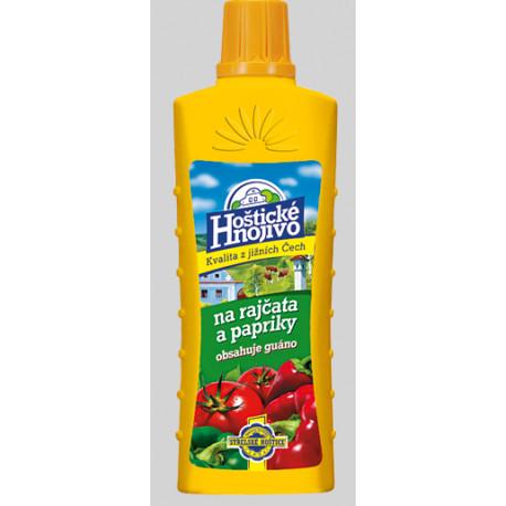 Forestina Hoštické hnojivo na rajčata a papriky 500ml