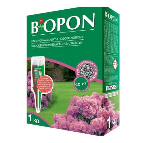 BIOPON hnojivo na azalky a rododendrony 1kg