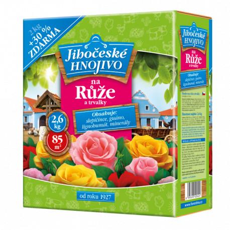Forestina Jihočeské hnojivo na růže a trvalky 2,6kg