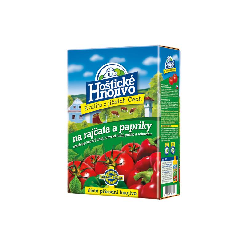 Forestina Hoštické hnojivo na rajčata a papriky 1kg