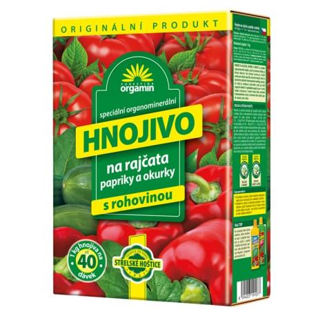 Biomin hnojivo na rajčata a okurky 1kg Forestina