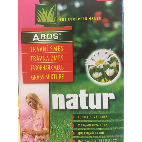 AROS Natur kopretinová louka 0,5kg