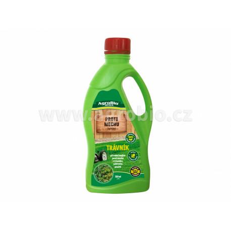 AgroBio INPORO proti mechu v trávníku 250ml
