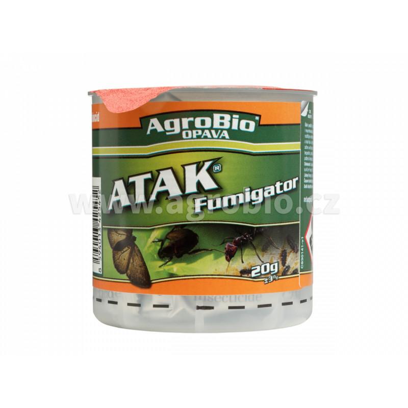 AgroBio ATAK - fumigator 20 g