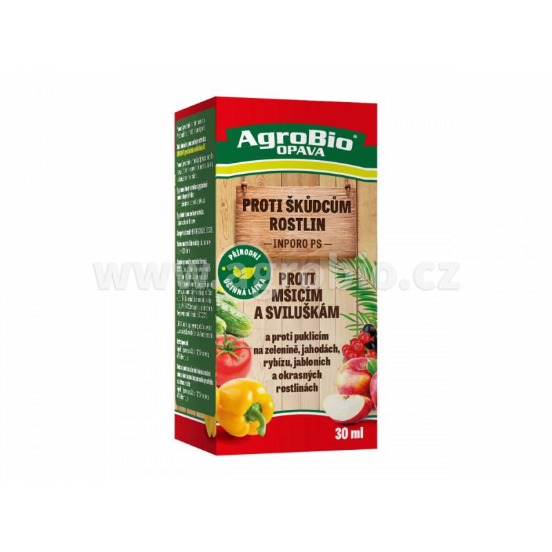 AgroBio Proti mšicím a sviluškám (INPORO PS) 30ml