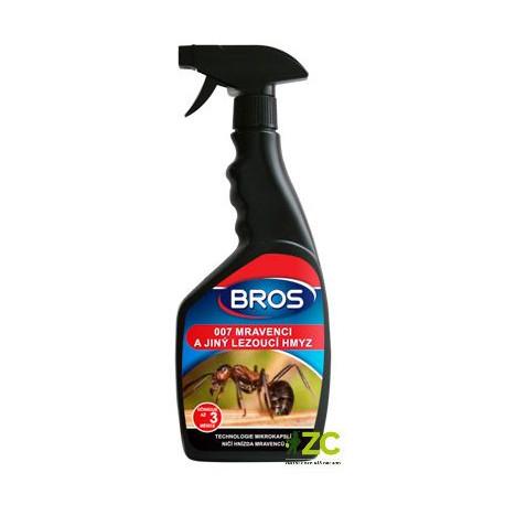 Bros - přípravek proti mravencům 500 ml