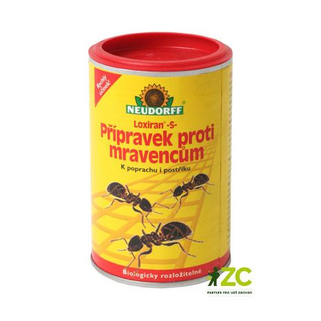 Loxiran Neudorff - mravenci 100 g