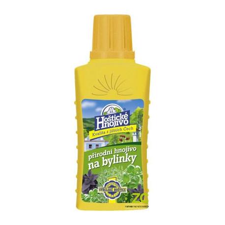 Hoštické tekuté - bylinky 200 ml s guánem
