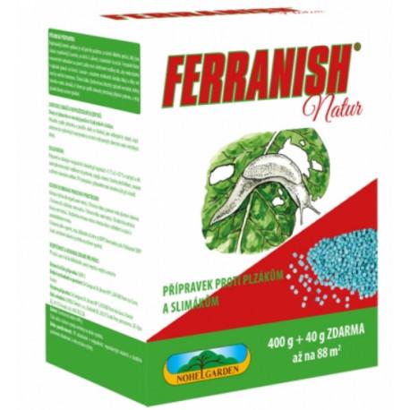 Moluskocid FERRANISH NATUR 400+40g