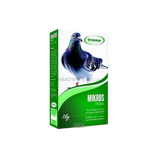 Mikros Holub 1kg