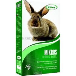 Mikros K pro králíky 1kg