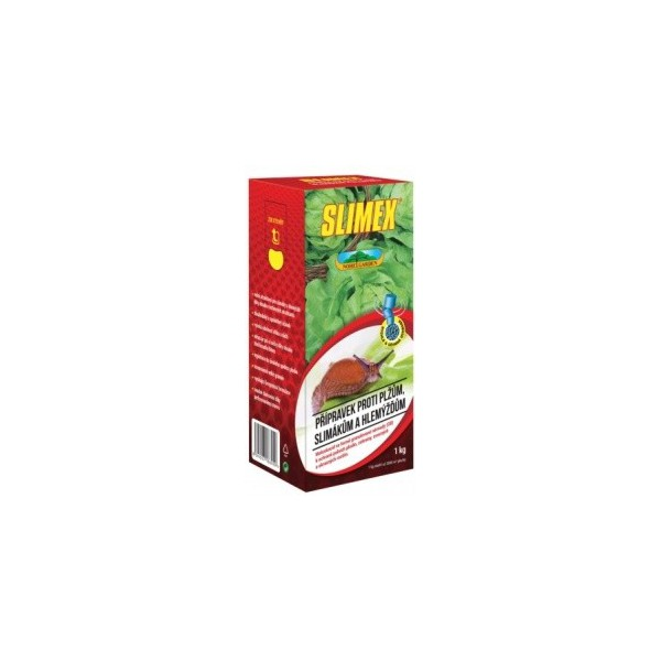 LOVELA Slimex granule na slimáky 1kg