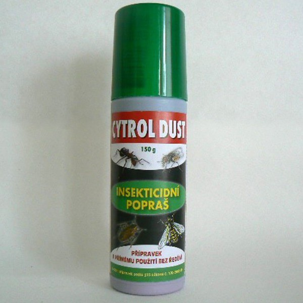Cytrol dust 150g prášek na hmyz