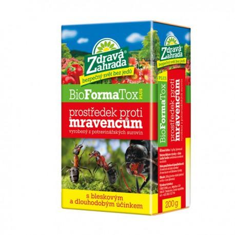 Forestina Zdravá zahrada Bioformatox na mravence 200g