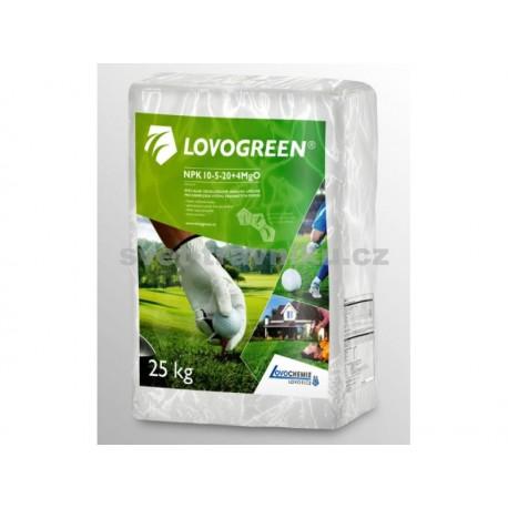 Lovochemie Lovogreen 25kg Podzim trávníkové hnojivo