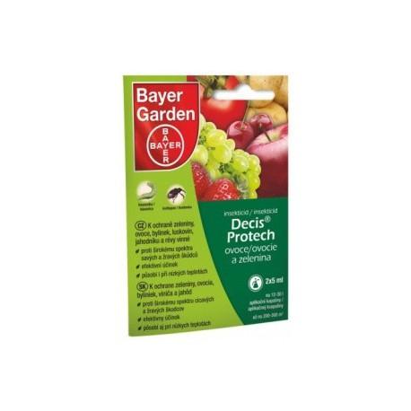 Bayer AG Decis Protech (ovoce/zelenina) 2x5ml