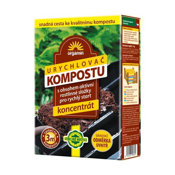 Forestina urychlovač kompostu 1kg