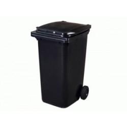 Popelnice 240l plast černá