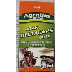 Atak deltacaps 50CS 25ml