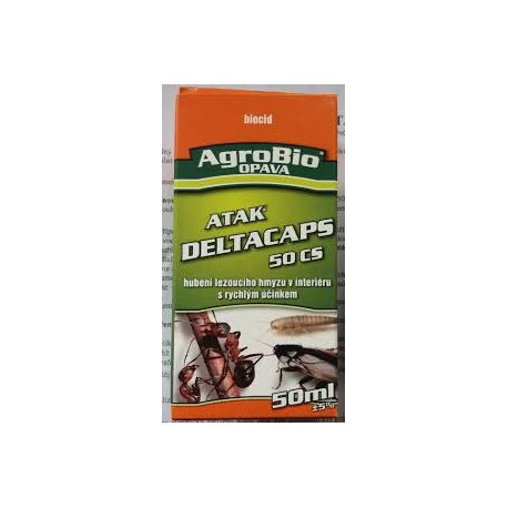 AgroBio Atak deltacaps 50CS 25ml