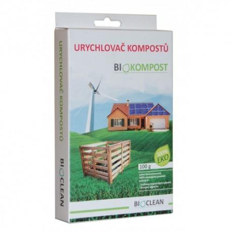 Bioclean - Urychlovač biokompost 100g