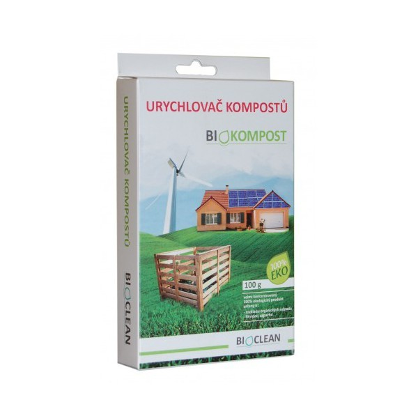 Bioclean - Urychlovač biokompost
