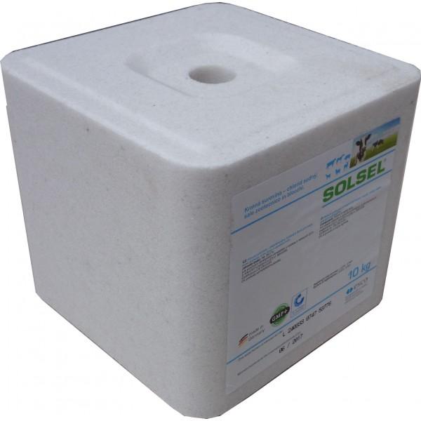 Mikrop Liz solný minerální 10kg