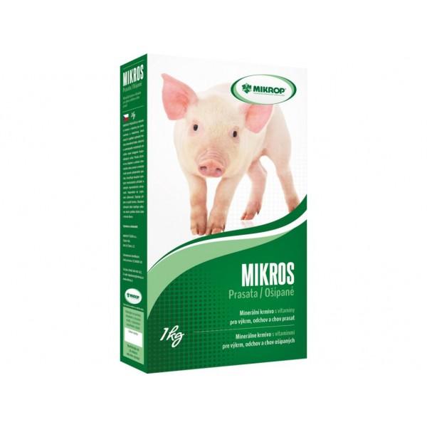 Mikros VPV pro prasata 1kg