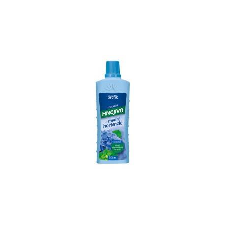 Hnojivo na modré hortenzie 500ml Forestina