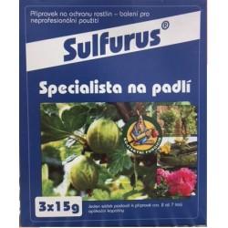 Sulfurus 3x15g