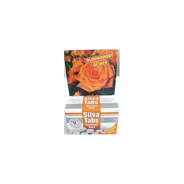 Silva Tabs 25ks Růže