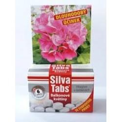 Silva Tabs 25ks Balkónové květiny